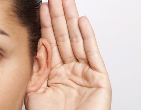ухудшение слуха фото
