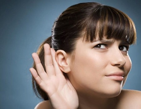 Нарушение слуха фото