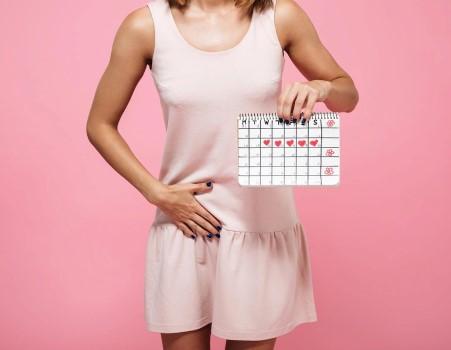менструация фото
